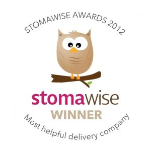 Stomawise Golden Owl Award Winner 2012