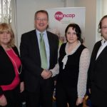 Mark Hoban MP meets with local disabled people at Mencap Employment Service
