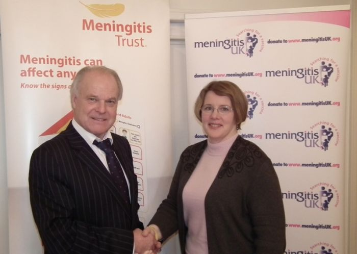 Meningitis charity merger