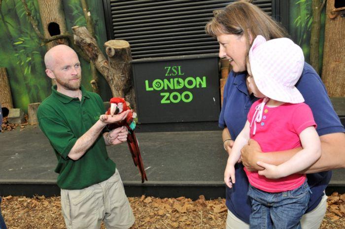 (c) ZSL London Zoo