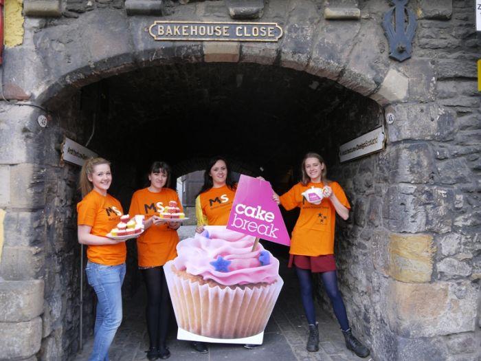 Cake Break 2013 Edinburgh