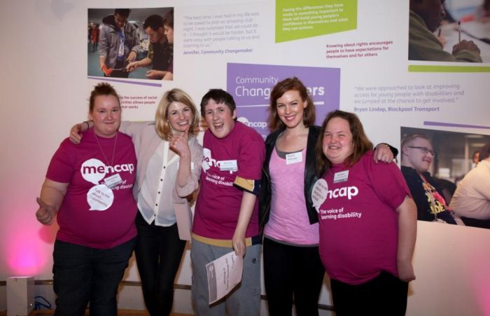 Rachel from Liverpool, Jodie Whittaker, Michael from Leeds, Niamh McGrady, and Demi from Cambridgeshire