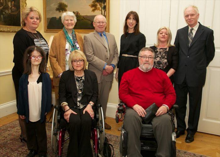 ENRYCH Downing Street reception