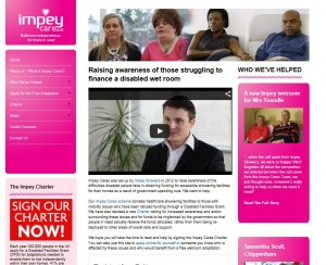 New Impey Cares website and charter launched