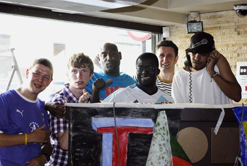 The Islington Social Crew