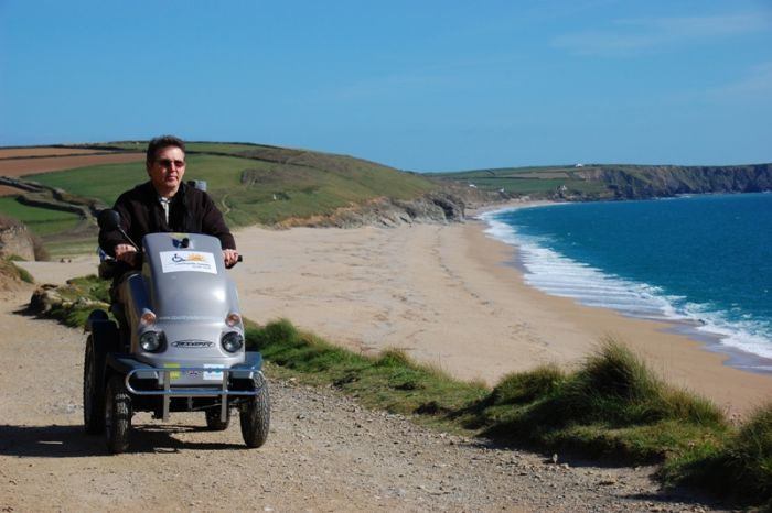 Countryside Mobility beach buggy photo