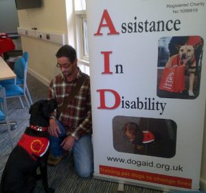 Dog Aid at Hereward