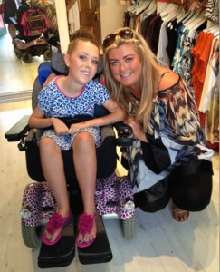 Eden with Gemma Collins