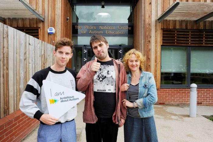 Niamh Cusack at Ambitious about Autism