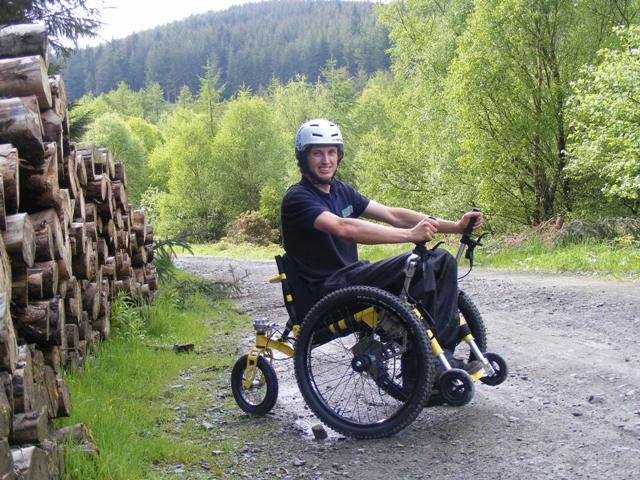 Tim Morgan Mountain Trike