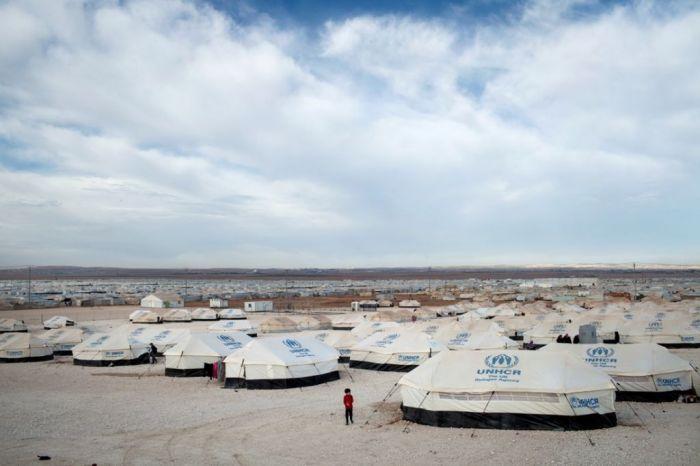 Syrian Refugees in Jordan (© Oxfam/Caroline Gluck)