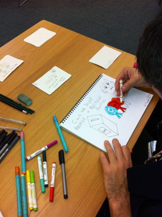 DIMENSIONS Graphic facilitator