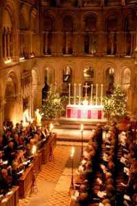 Mencap Carols by Candlelight