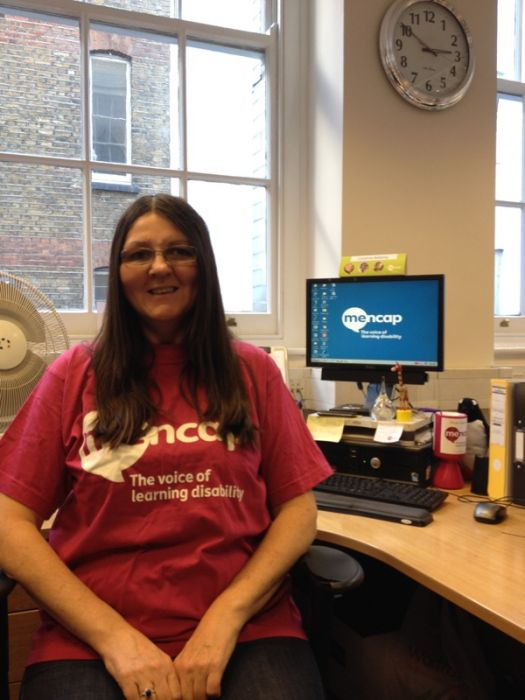 Lorainne Bellamy - Mencap