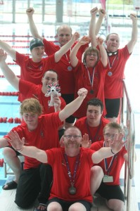 Swimming Championships winners