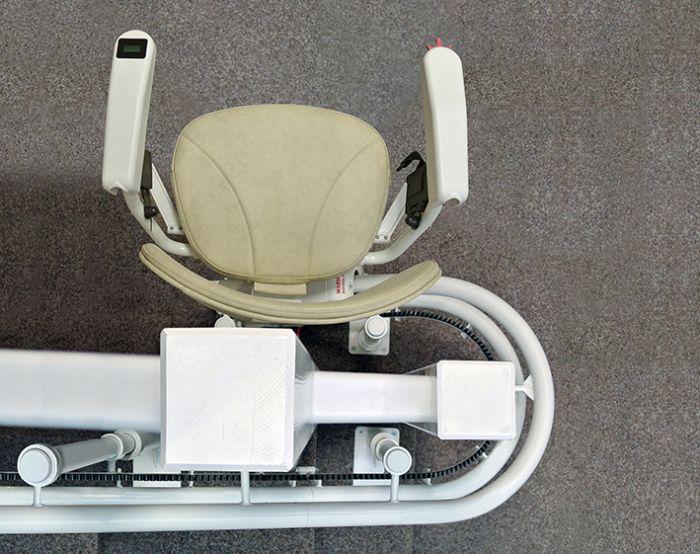 ERGO Space Chair Topdown