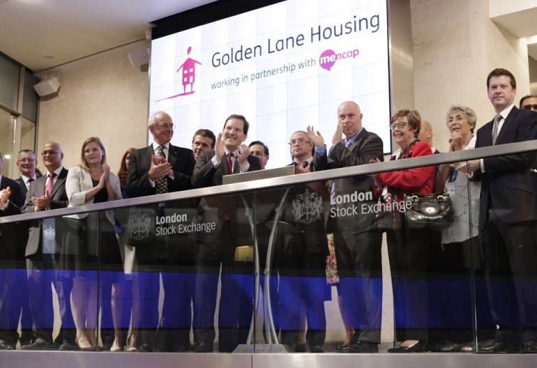 Mencap Golden Lane LSE