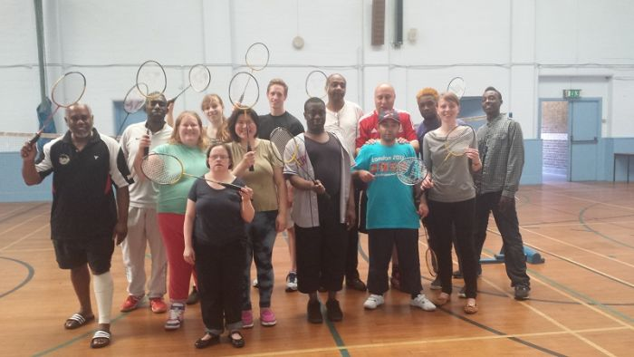 Mencap Sport - Badminton