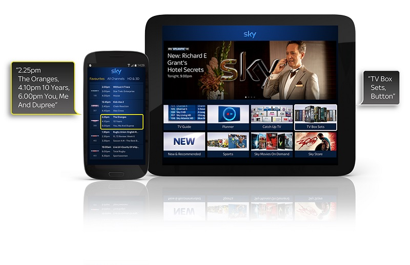 Sky Mobile Devices