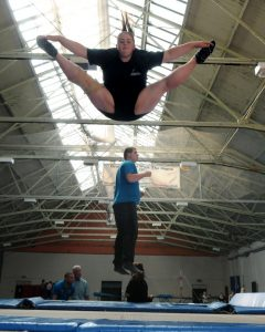 wirral autistic society trampoline