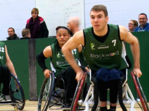 Blackwood Lothian Phoenix Wheelchair Basketball
