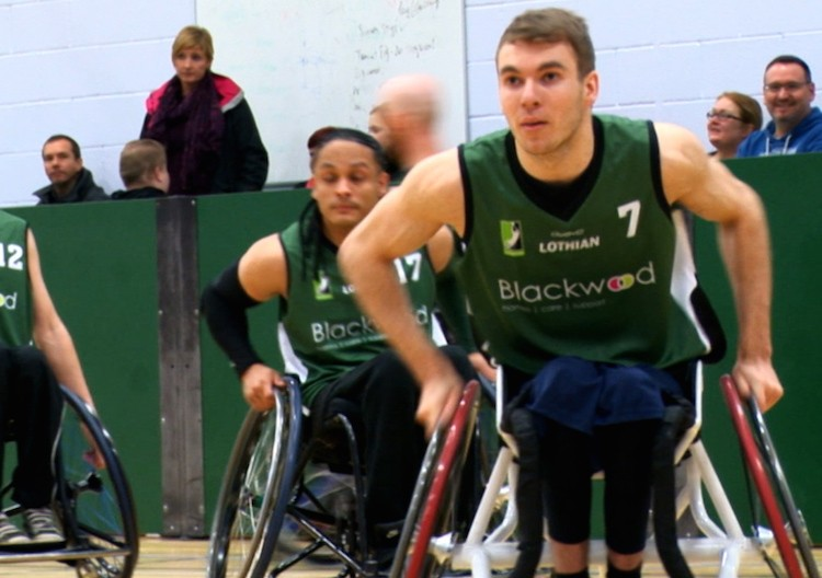 Blackwood Lothian Phoenix Wheelchair Basketball