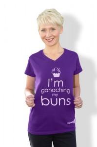 Ganaching buns