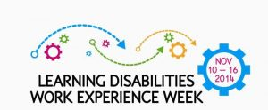 Learning Disabilities Work Experience Week
