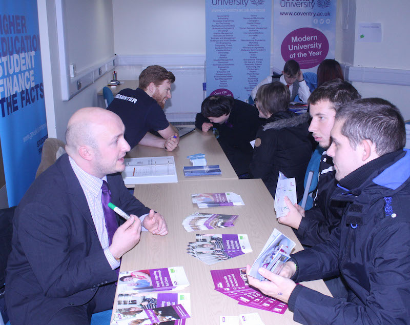 Hereward kick-start student careers