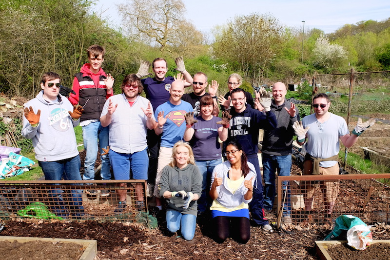 halow EA Green Fingers Group