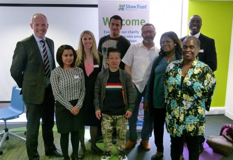 Shaw Trust Hackney Community Hub