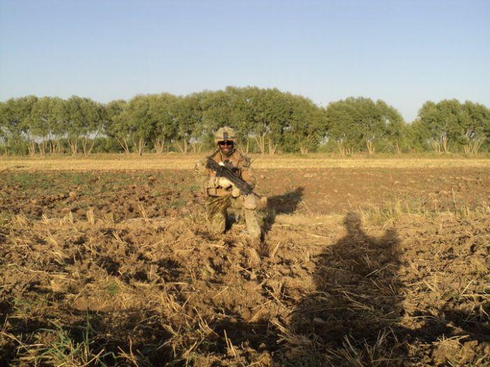 Help for Heroes Seveci Navelinikoro afgan 1