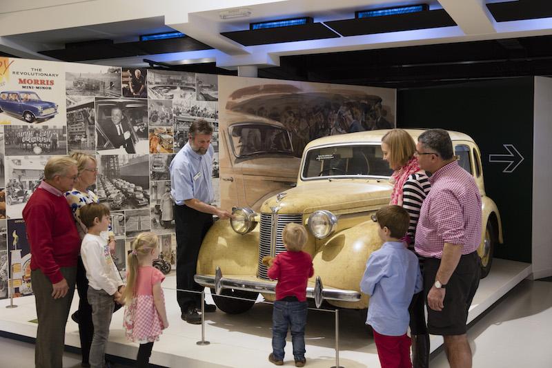 British Motor Museum 1