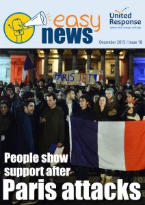 Easy News cover issue 18