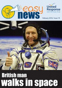 Easy News Issue 19 cover
