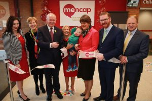 Ministers launch new flagship Mencap Centre in Belfast