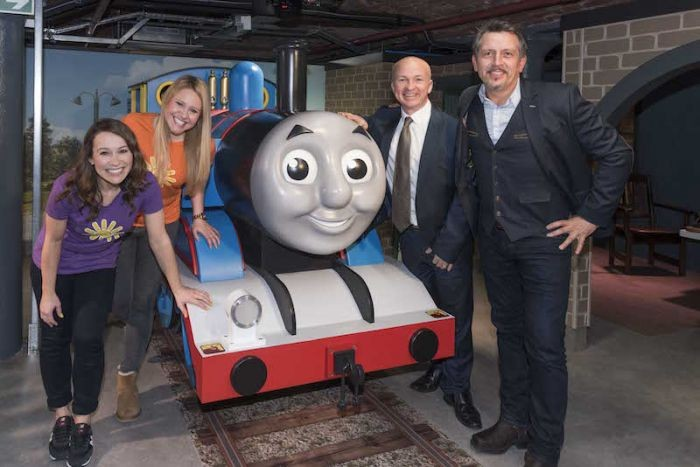 mattel play liverpool Autism Evening image