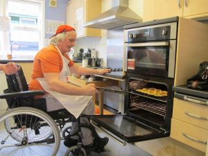 Get busy in the kitchen for Leonard Cheshire Disability