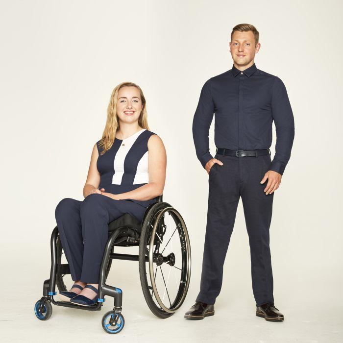 ASOS Paralympic wardrobe