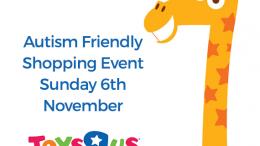 TRU Autism Event 6th November