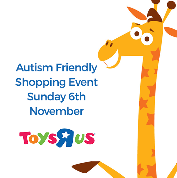 TRU Autism Event 6th November
