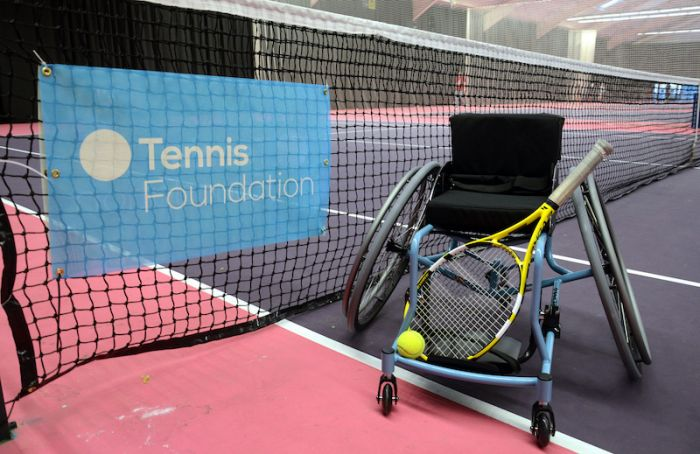 7e0d8b66e08 New affordable wheelchair tennis chair developed to drive junior and  grassroots participation