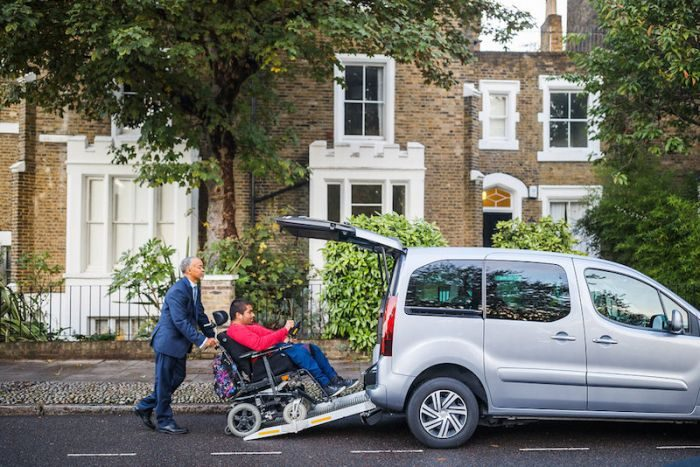 Uber Launches Wheelchair Accessible Vehicle Option In Manchester And